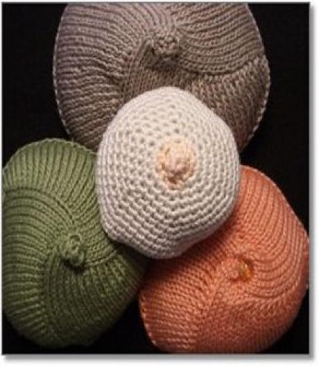 trellis yarn breast prothesis Crochet for breast cancer awareness  crochet breast prosthesis 3 breast cancer awareness brooch 4  yarn stash organization.