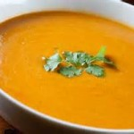 Carrot Ginger Soup Picture