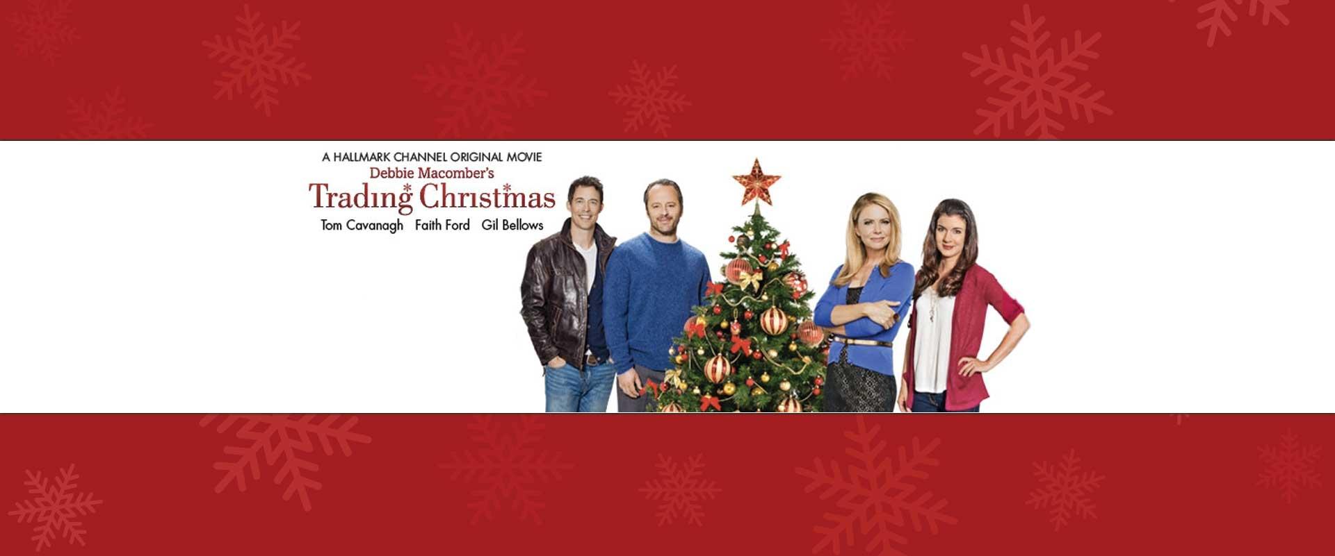 Trading Christmas — Debbie Macomber