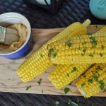 Grilled-Corn-with-Sweet-Spicy-Butter