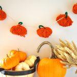 yarn-pumpkin-garland