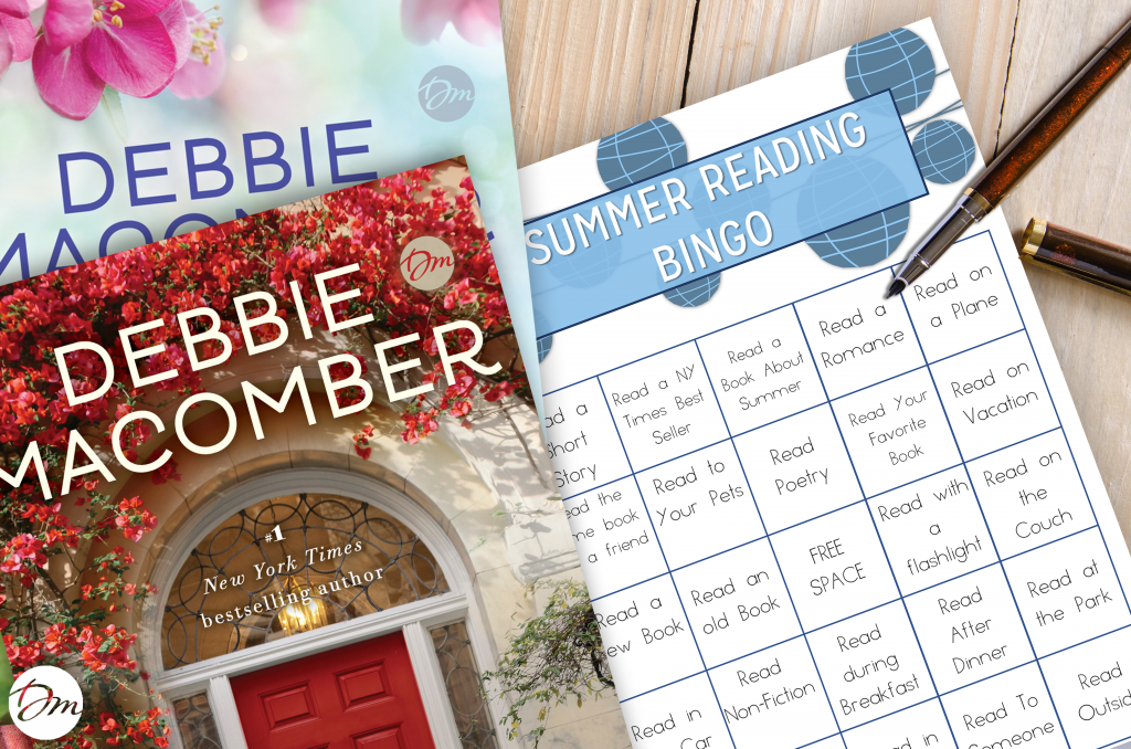 Summer Reading Bingo Debbie Macomber