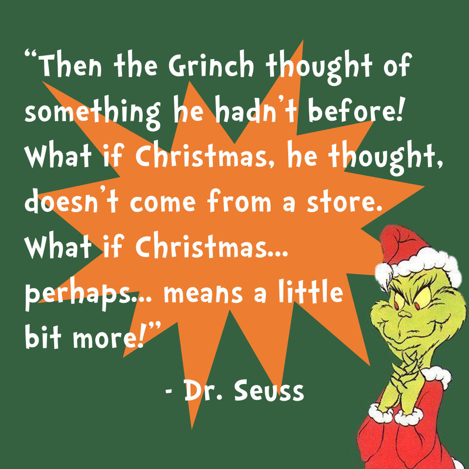 The Grinch — Debbie Macomber